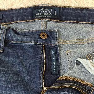 LUCKY BRAND~Women's Size 14/32~Sweet Straight Jean